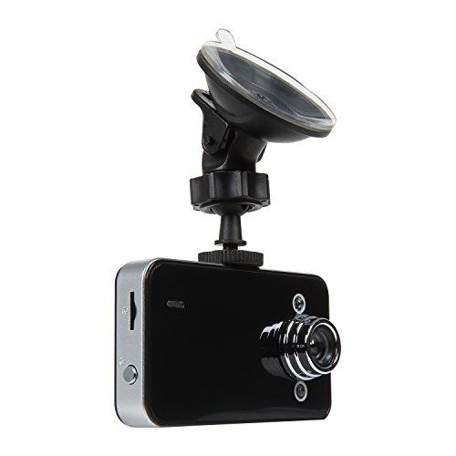 Pilot Automotive DSHCAM1 720P Dvr Dash Cam (with 4Gb Memory Card - 1280 X 720 Resolution)