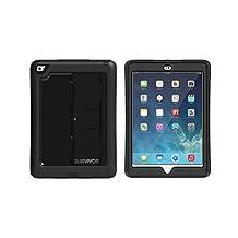 Griffin GB40366 Survivor Slim iPad Air 2 Carrying Case, Black