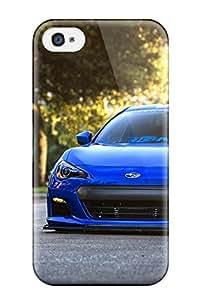 New Cute Funny Subaru Brz 11 Case Cover/ Iphone 4/4s Case Cover