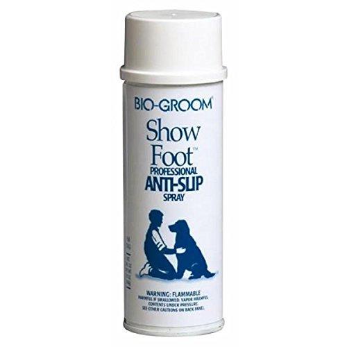 MFR DISCONTINUED 103112 BioGroom Show Foot Professional AntiSlip Spray (8 fl oz)