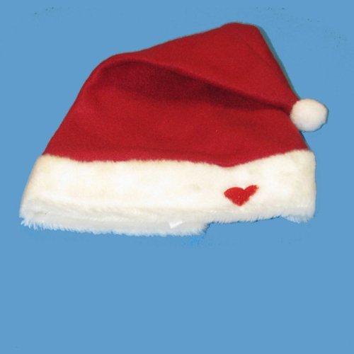 Kurt Adler Babys Christmas Santa Hat]()