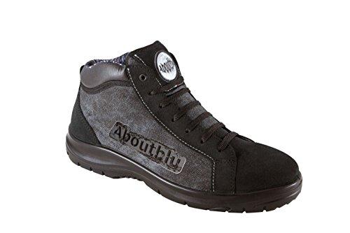 Mid Chicago de Aboutblu Paire Taille 48 sécurité 1928804LA48 de Chaussures HHEWpgqw