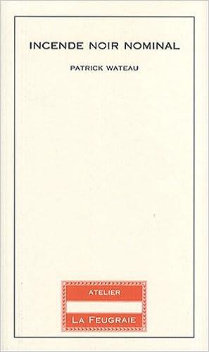 Livres gratuits Incende noir nominal epub pdf