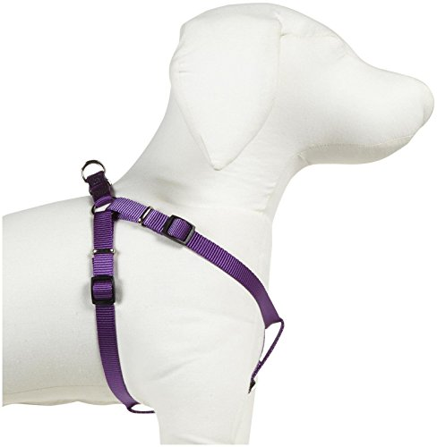 Nylon Two Step Dog Harness (Guardian Gear Nylon 2-Step Dog Harness, Fits Chests 15