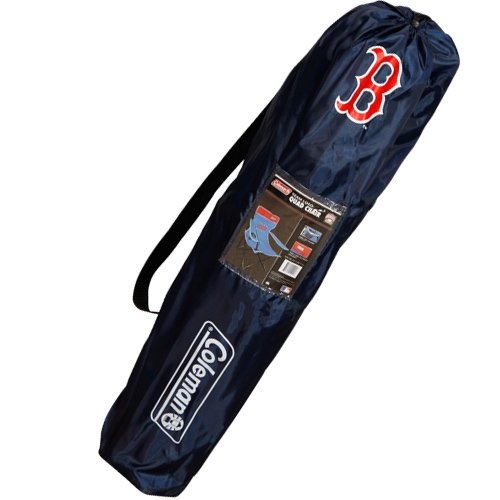 MLB Boston Red Sox Broadband Quad Chair