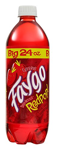 Faygo Red Pop (Faygo Red Pop, 24 oz Bottles (24 Pack))