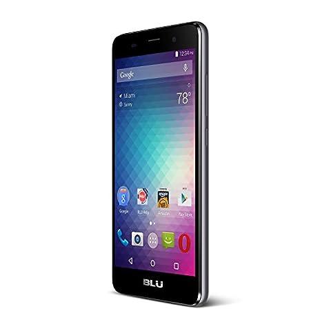 BLU Advance 5.0 HD Unlocked Dual Sim Smartphone US GSM (Grey) (Smartphone Unlocked Deals)
