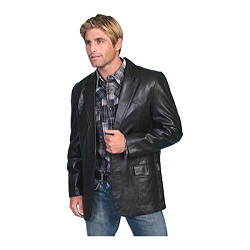 [スカーリー] メンズ ジャケット&ブルゾン Lambskin Blazer 501 [並行輸入品] B07DHMPQX3 50