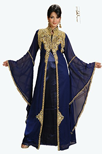 MaximCreation Women's Farasha Abaya Jilbab Kaftan X-Large for sale  Delivered anywhere in USA