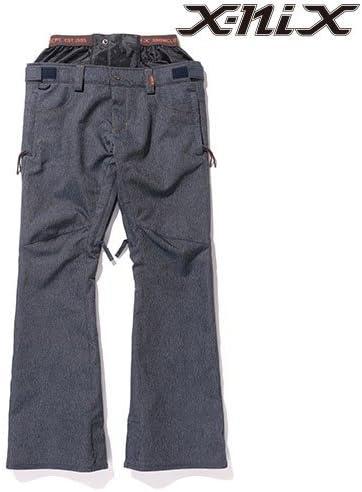 エクスニクス(エクスニクス) XG-DENIM PANTS ネイビー L