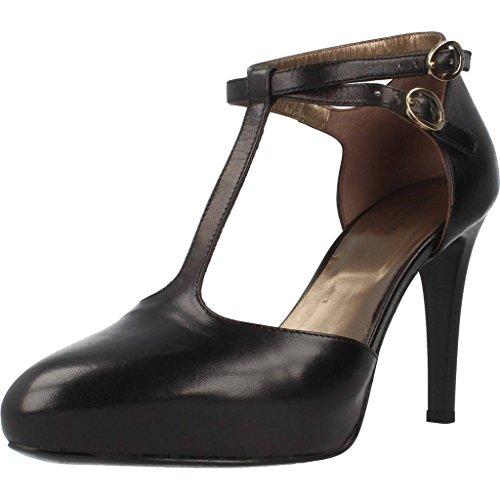 Zapatos de tac�n, color Negro , marca NERO GIARDINI, modelo Zapatos De Tac�n NERO GIARDINI A616310DE Negro Negro