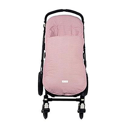 Pasito a pasito 73727 - Funda para silla de paseo universal con saco verano, diseño
