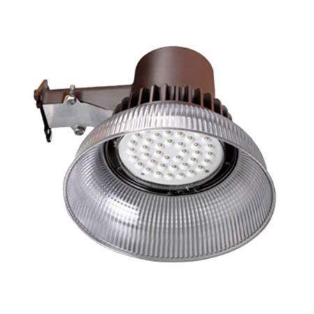 Honeywell MA0201 Security Light, 3500-Lumen, Aluminum