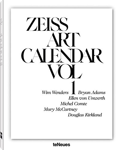 Zeiss Art Calendar pdf