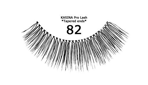 32e872fe4b4 KASINA Pro Lash.Tapered ends in 100% Human hair. Most natural look,