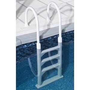 Blue Wave NE1142 In-Pool Above Ground Ladder - Aluminum Resin