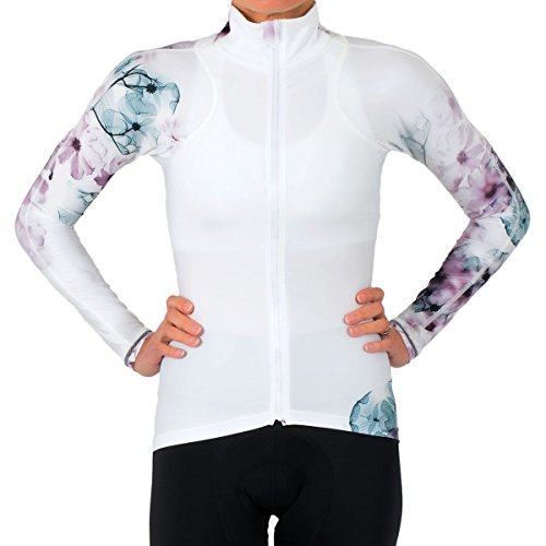 - SHEBEEST Virtue Jersey - Women's Etheral White, XL