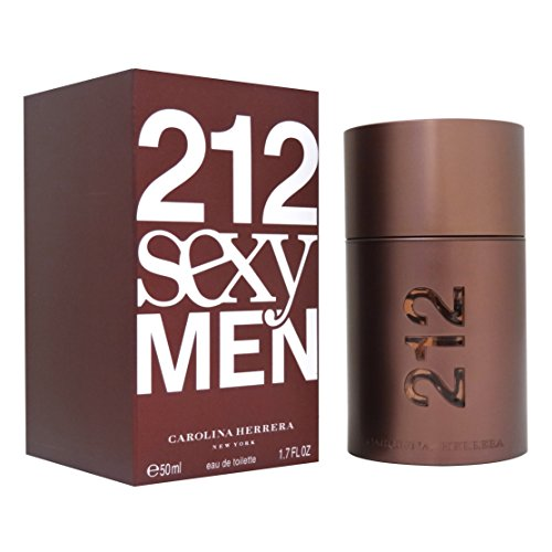 Carolina Herrera 212 Sexy By Carolina Herrera For - Sexy Fragrance For Men