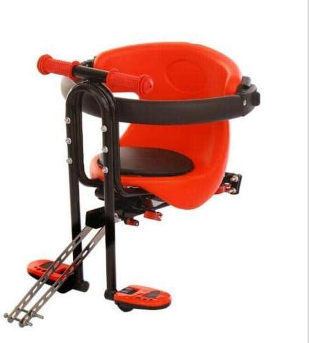 自転車の安全チャイルドシートフロントチャイルドシート女性用男性用自転車ベビーバイクシート最大30 kg / 66 lb