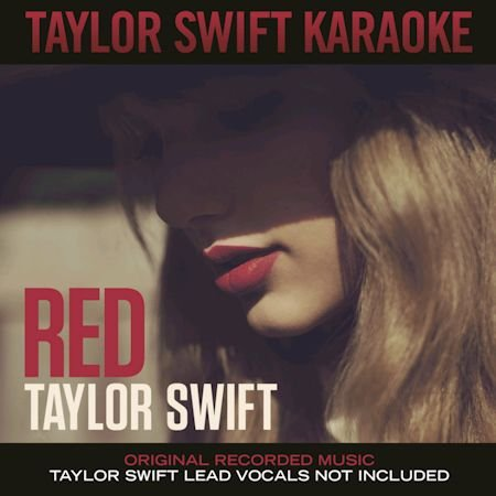 POP CD, Taylor Swift : Red (CD+DVD Karaoke Edition)[002kr]