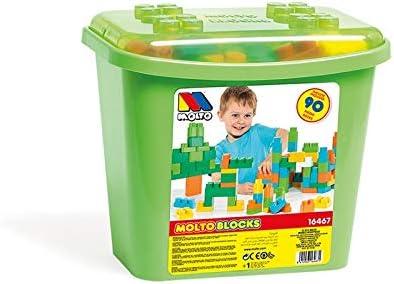 MOLTO Alfombras de Juego y gimnasios Color Verde 16467