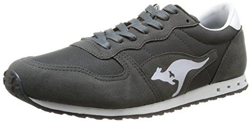Kangaroos Blaze IV Herren Sneaker Grau (Gris (Dk Pineneedle/Pineneedle 885))