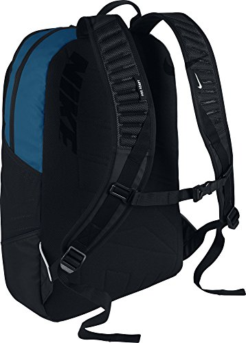 Nike Unisex Alpha Rise Backpack Industrial Blue Black Fresh Mint