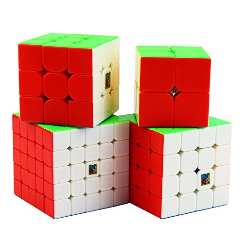 4x4x4 4x4 Stickerless Cube Puzzle - 4