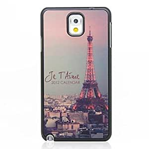 QYF Samsung Galaxy Note 3 compatible Special Design Plastic Back Cover