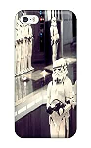 New Arrival Star Wars Tv Show Entertainment For Iphone 5/5s Case Cover(3D PC Soft Case)
