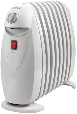 De'Longhi TRNS0505M Oil Filled Radiator - White