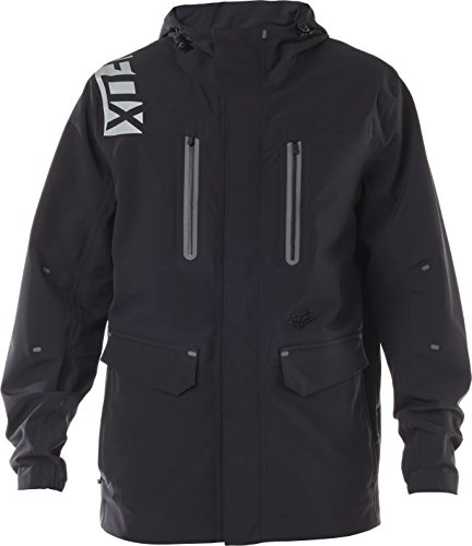 Fox Racing Men's Flexair Jackets,Small,Black