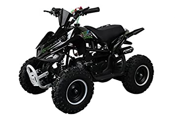 Hawkmoto 49cc Street Ninja Kids Mini Off-Road Petrol Quad ...