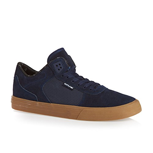 Navy Skateboard Supra gum Ellington Shoes Vulc dpwwIq