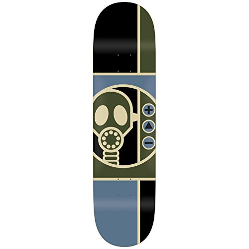 Alien Workshop Skateboard Deck Gas Mask ()
