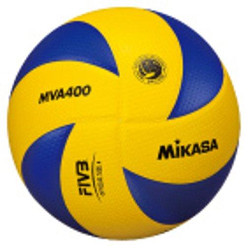 MIKASA(미카사) 발리볼 배구공 검정구4호 MVA400