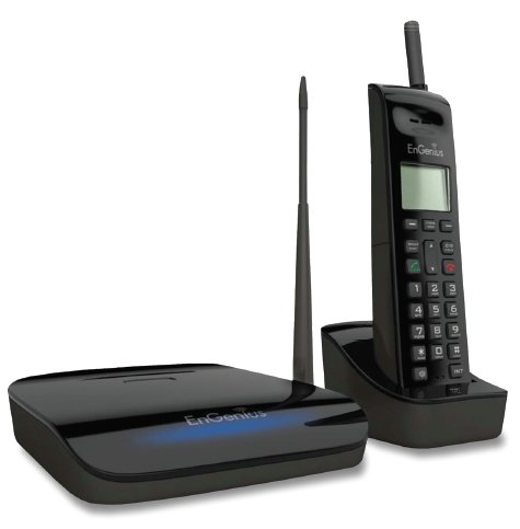 EnGenius - FreeStyl 2 Extreme Range Cordless Phone