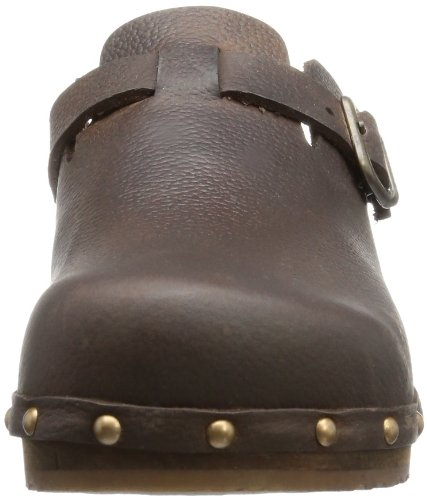 Montantes Brown Sanita hartvig 78 Open Marron Wood antique Femme Chaussures 78 458215 wRwYvq