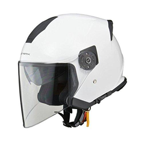 リード工業 (LEAD) ジェットヘルメット SJ10 ホワイト フリー 生活用品 インテリア 雑貨 バイク用品 ヘルメット 14067381 [並行輸入品] B07P3MDDXV