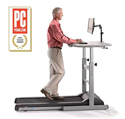 LifeSpan Fitness 2013 Model TR1200-DT Treadmill Desk