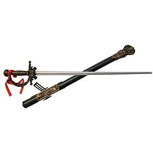 NEU Musketier-Degen mit Scheide, ca. 70cm, 1 Stück