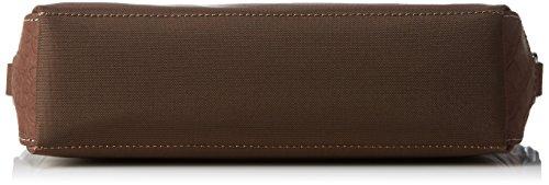 Bogner Leather PICCOLINA 3 - Bolso bandolera Mujer Marrón - Braun (chestnut 373)