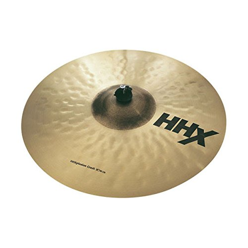 Sabian 18-Inch HHX X-Plosion Crash Brilliant Finish Cymbal
