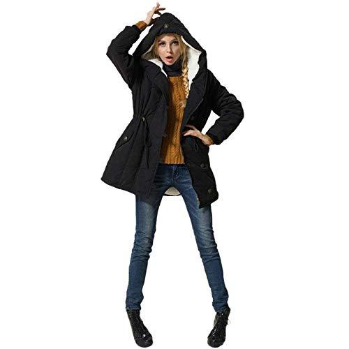 Lannister Fashion Hiver Manteau Femme Loisir El