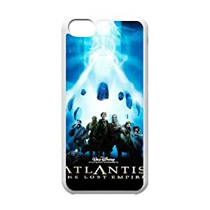 Unique Design Cases Ipod Touch 6 Cell Phone Case White The Lost Empire Rrqly Printed Cover Protector