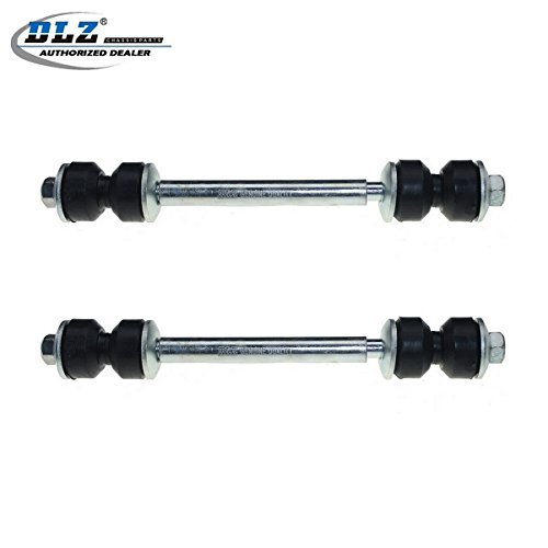 DLZ 2 Pcs K80631 Front Stabilizer Sway Bar Compatible with 2002-2006 Chevrolet Avalanche 1500 1999-2006 Chevrolet Silverado 1500 4WD 2000-2006 Chevrolet Suburban 1500 2001-2006 Chevrolet Tahoe (2000 Chevrolet Suburban)
