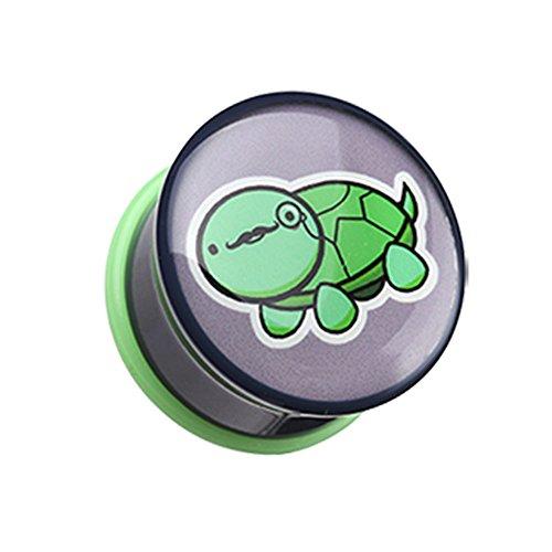 00g turtle plugs - 5