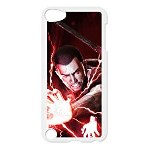 infamous 2 iPod Touch 5 Case White xlb2-410610