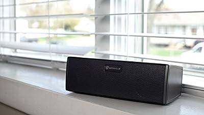 Rockville RPB1 10W Waterproof Portable Handheld Bluetooth 4.0 Speaker