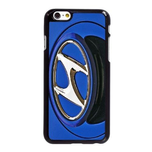F5Y83 Hyundai G6U0OC coque iPhone 6 Plus de 5,5 pouces cas de couverture de téléphone portable coque noire DK2WYL8IW